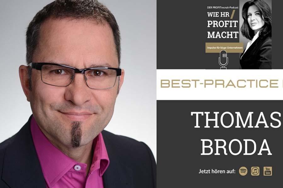 Blog OKR mit Bianca Traber - Thomas Broda